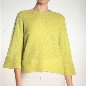 Eileen Fisher Organic  Linen Blend Sweater Size 1X